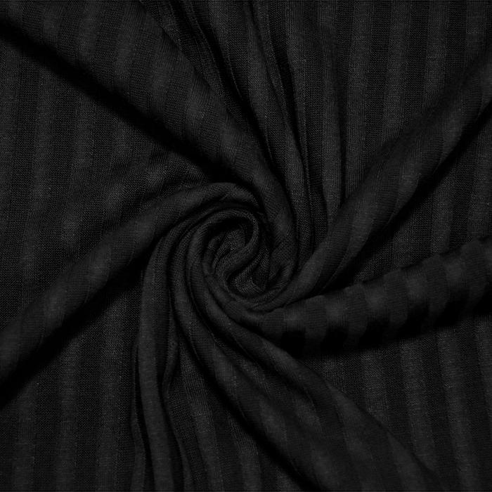 Pletivo, rebrasto, 20544-069, črna