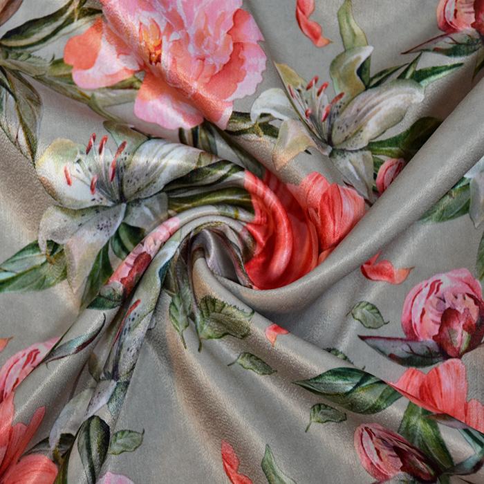 Tkanina, tanjša, cvetlični, 20551-052