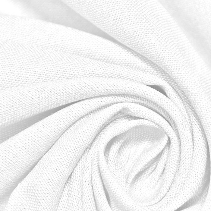 Lan, viskoza, 20554-051, bela