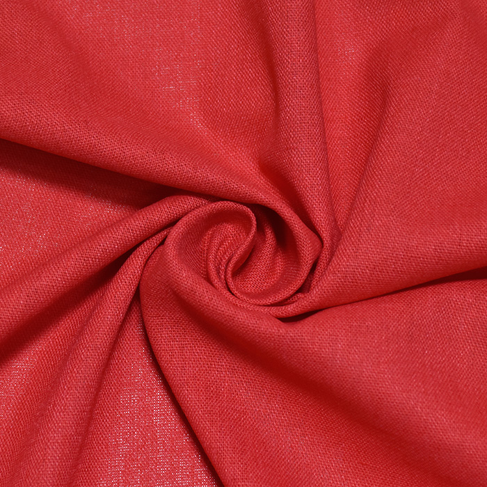 Lan, viskoza, 20556-015, rdeča
