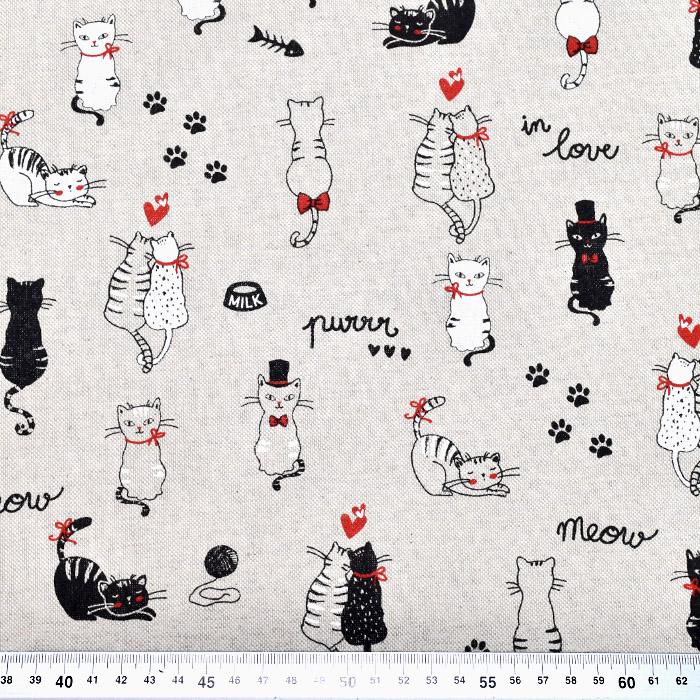 Deko, tisak, mačke, 15188-320