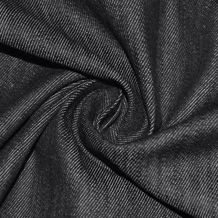 Jeans, prožen, 20661, črna