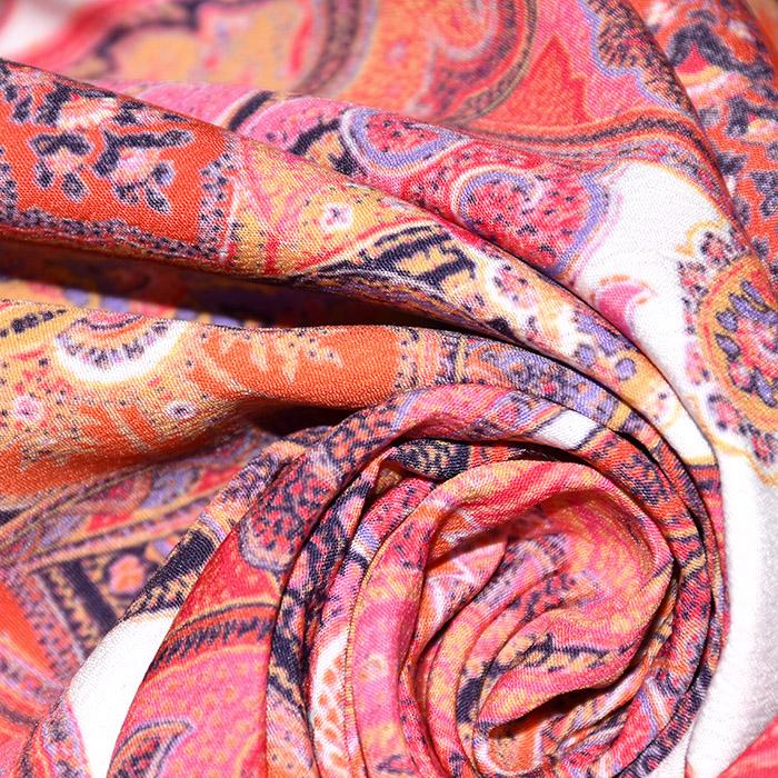 Tkanina, tanjša, ornamentni, 20641