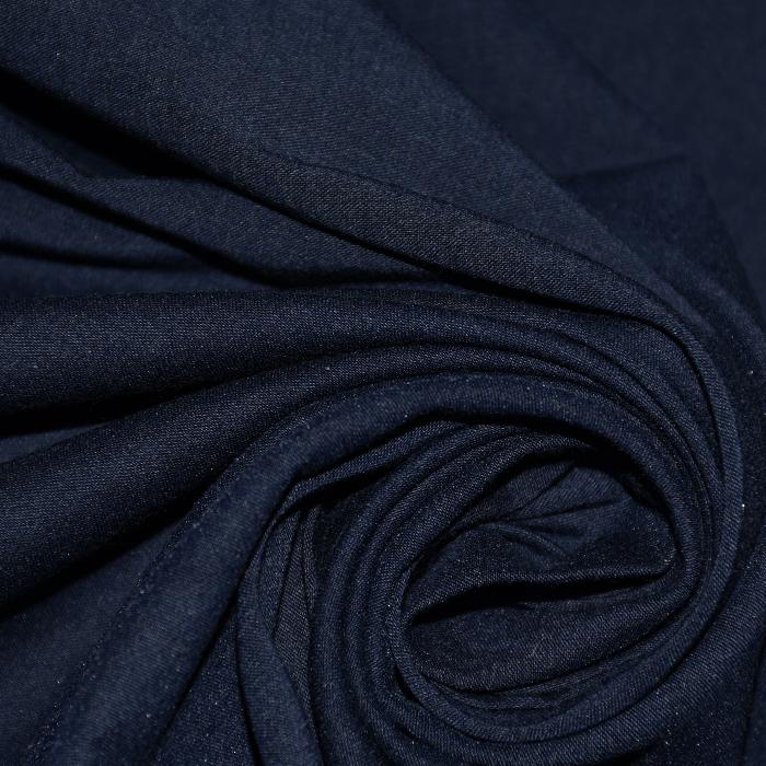 Bengalin, srajčni, 20642-2, temno modra