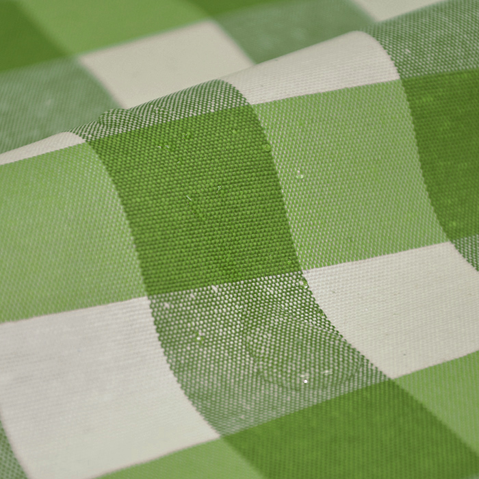 Deko, impregniran, kare, 19373-3, zelena