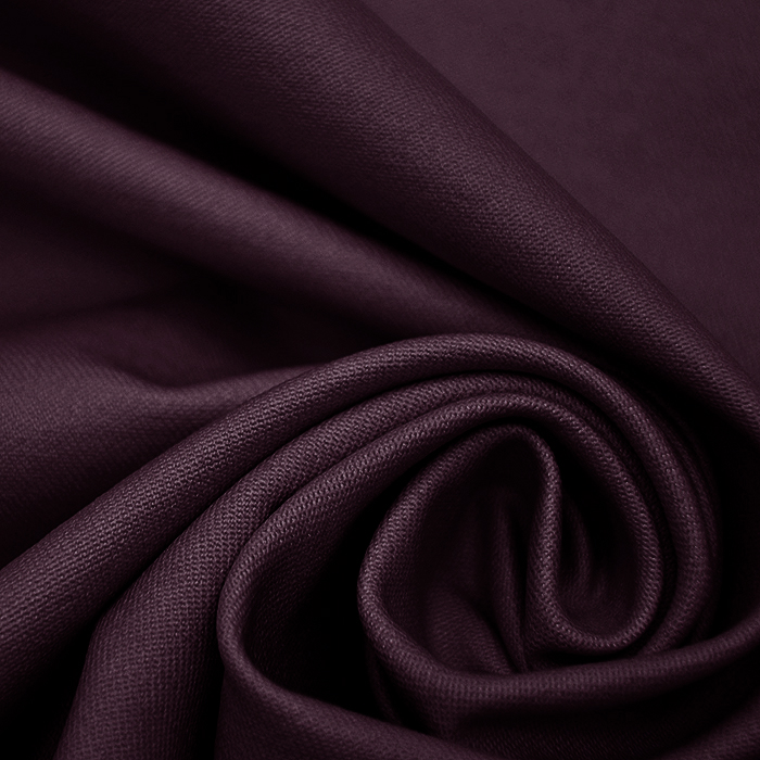 Bengalin, elastična tkanina z nanosom, 18815-018, vijola
