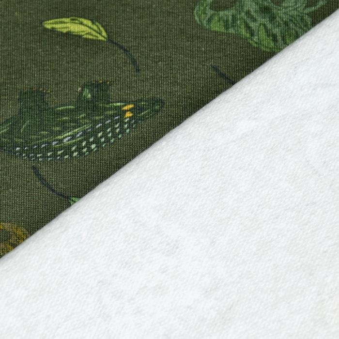 Prevešanka, kosmatena, 20726-7, temno zelena