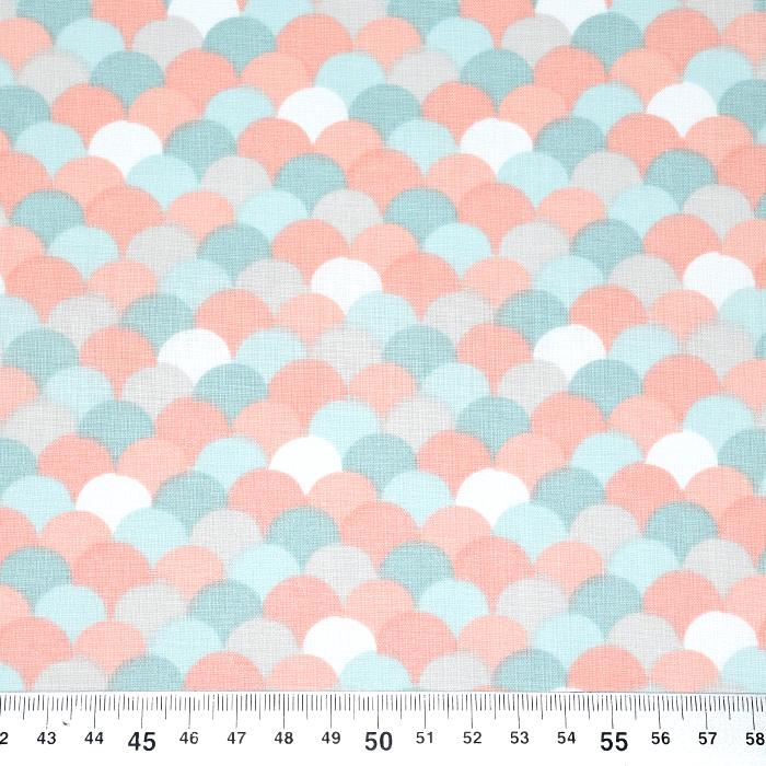 Pamuk, popelin, geometrijski, 20799
