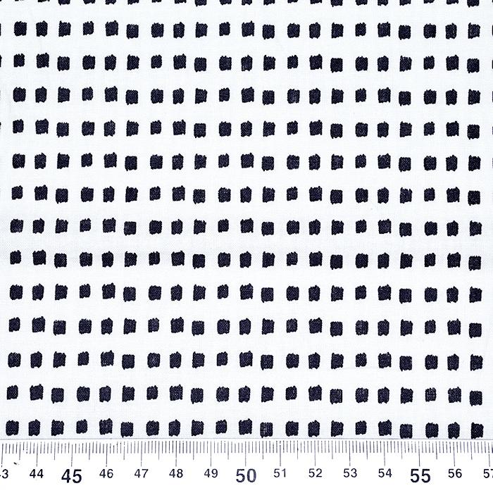 Bombaž, poplin, geometrijski, 20817