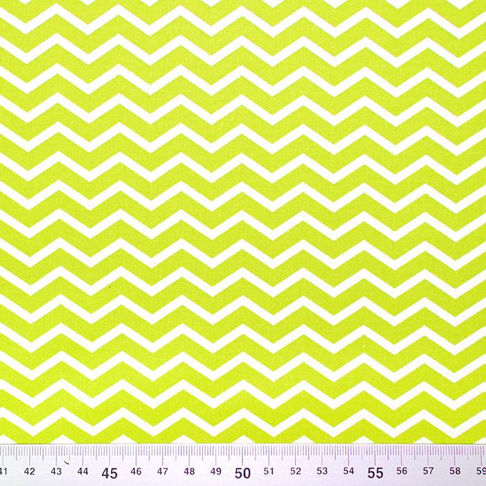 Bombaž, poplin, geometrijski, 20854-1, svetlo zelena
