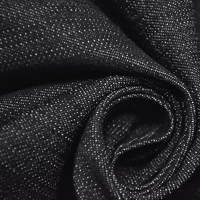 Jeans, prožen, 13573-169, črna