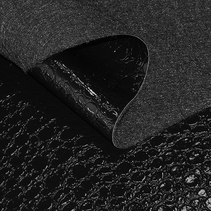 Umetno usnje Fusulye, 21002-2367, črna