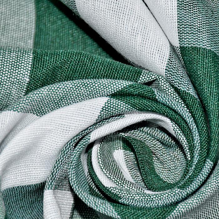 Dekor tkanina, karo, 21033-2, zelena