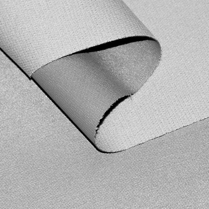 Umetno usnje Whisper, 21056-413, srebrna