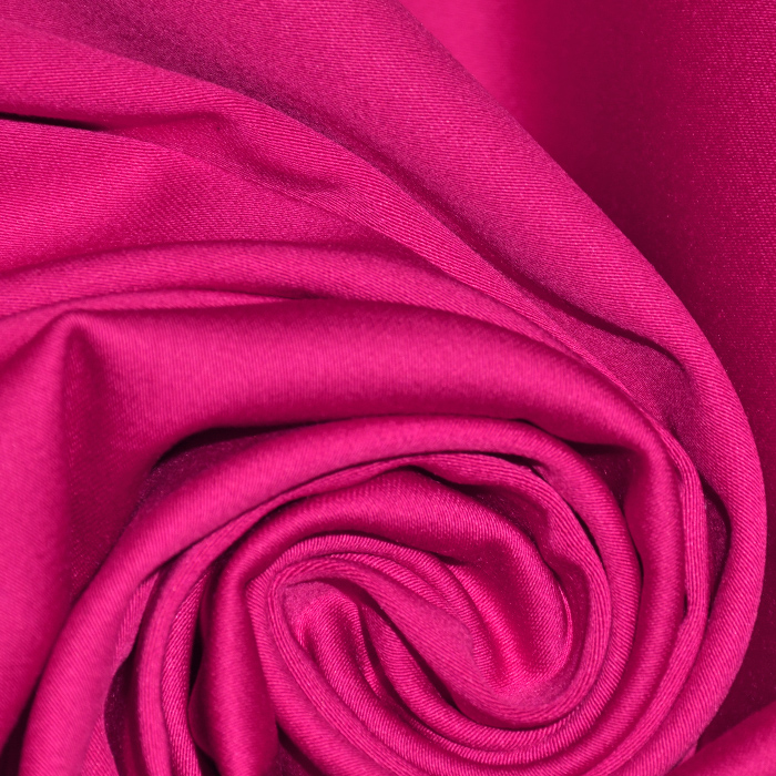 Saten, bombaž, viskoza, 21093-875, roza
