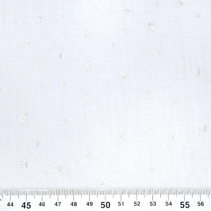 Tetra tkanina, dvojna, pike, 21100-001, bela