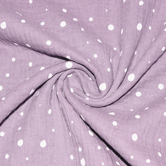 Tetra tkanina, dvojna, pike, 21101-092, vijola