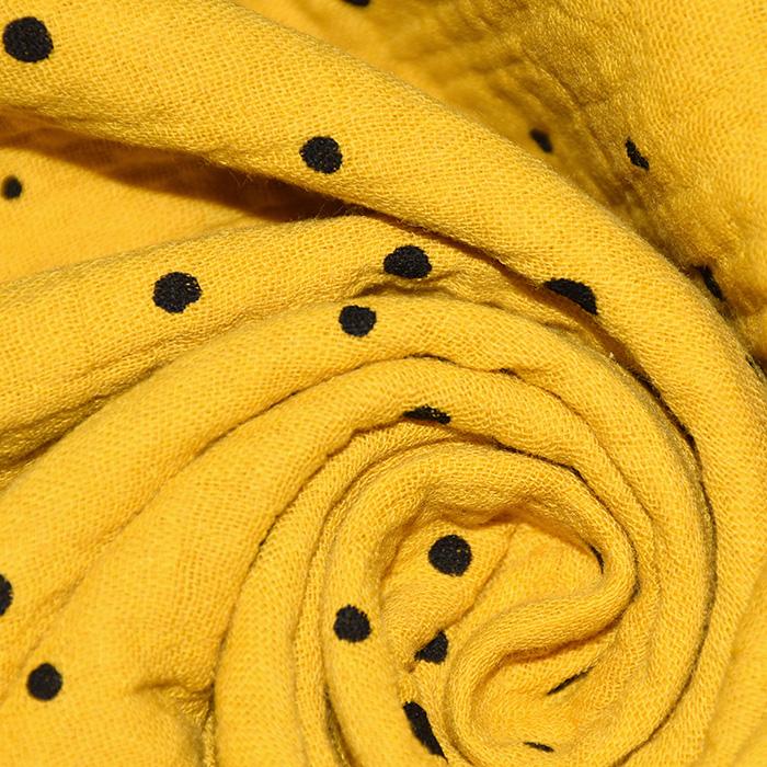 Tetra tkanina, dvojna, pike, 21101-575, oker