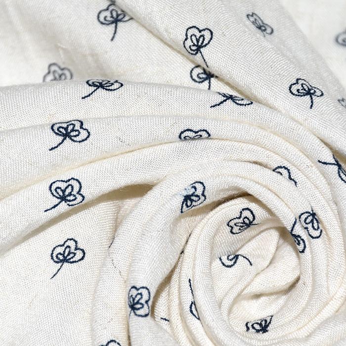 Tkanina, viskoza, cvetlični, 21116-601