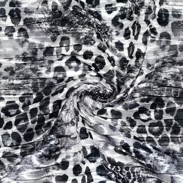 Plise, saten, živalski, 21121-960