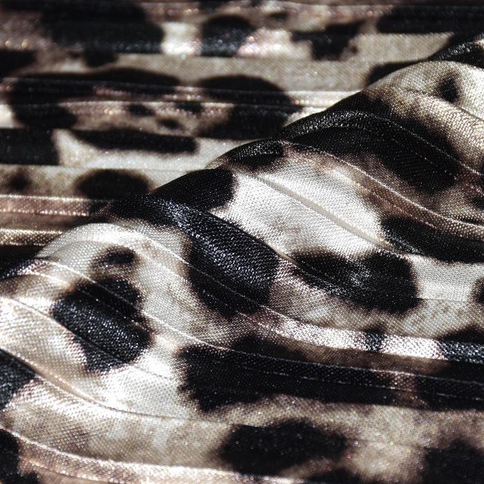 Plise, saten, živalski, 21122-179