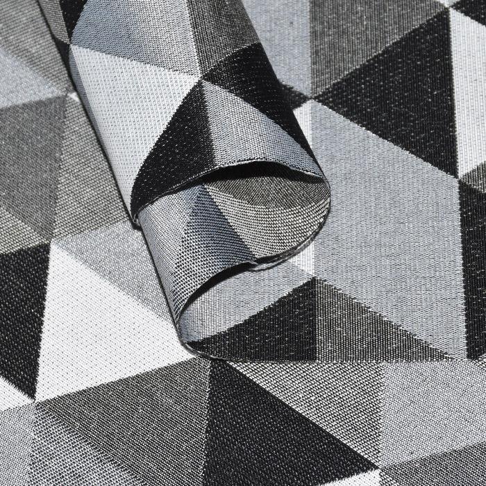 Deko žakard, geometrijski, 21130