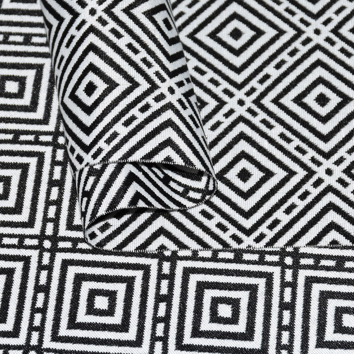 Deko žakard, geometrijski, 21131