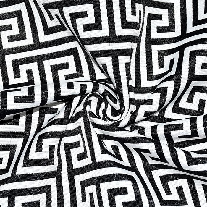 Deko žakard, geometrijski, 21133