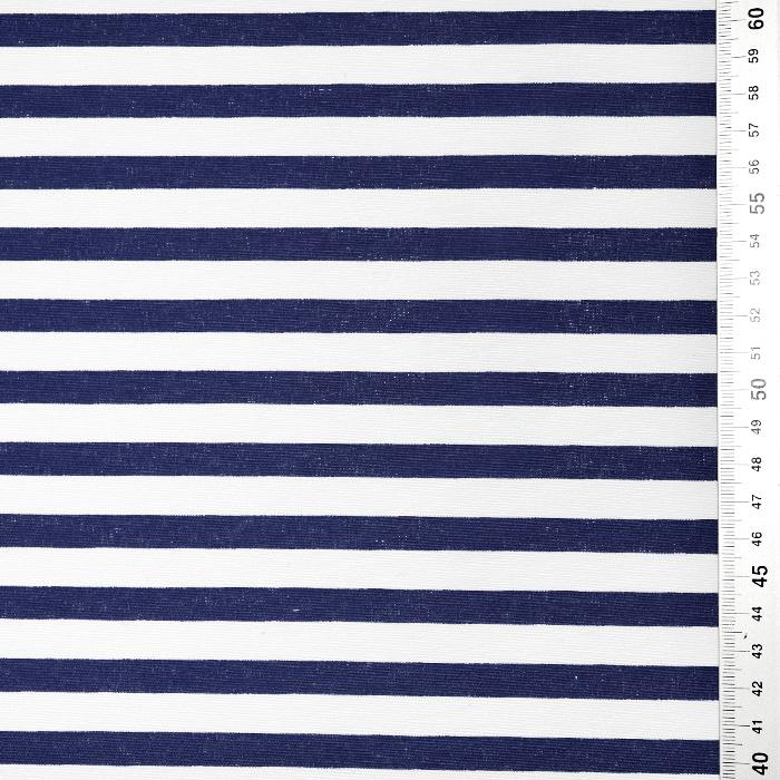 Deko, tisk, morski, 21157-1, modra
