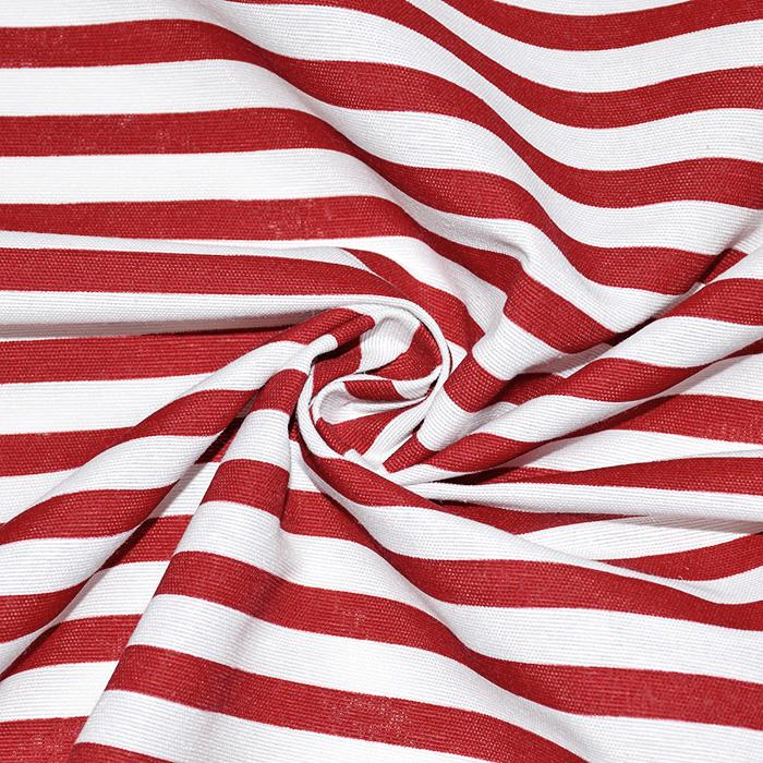Deko, tisk, morski, 21157-2, rdeča