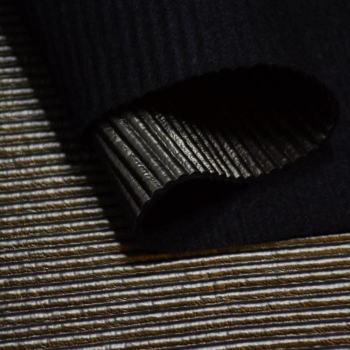 Umetno usnje Lito, 21170-53, temno rjava