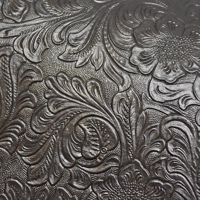 Umetno usnje Marghertita, 21182-53, temno rjava
