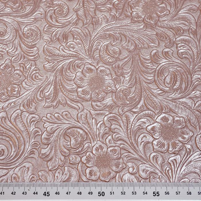 Umetno usnje Marghertita, 21182-57, roza