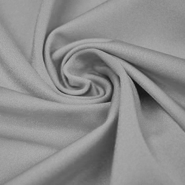 Poliamid, elastan, svetleča, 13513-4, siva