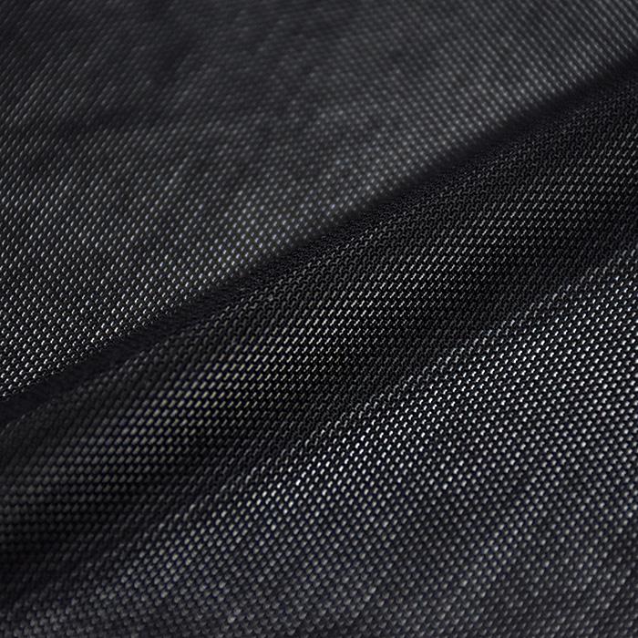 Mreža elastična, poliester, 21213-2, črna