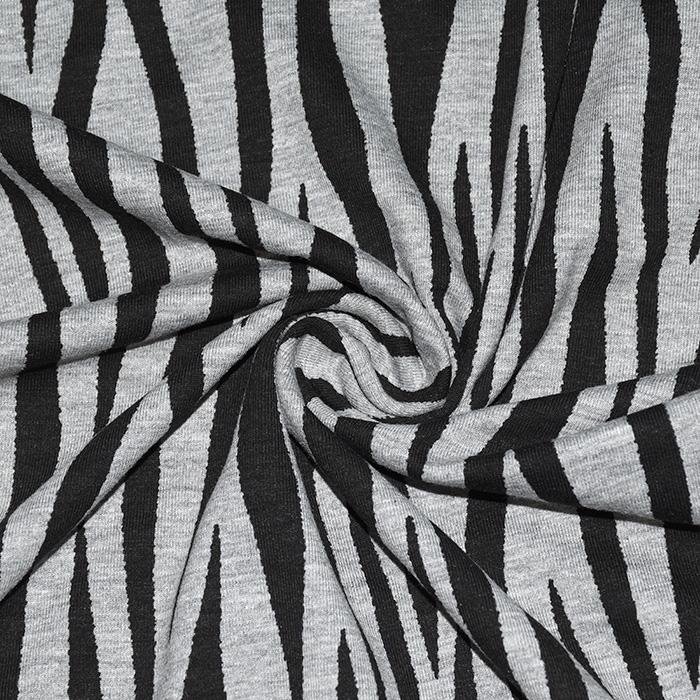 Jersey, živalski, 21260-20, siva