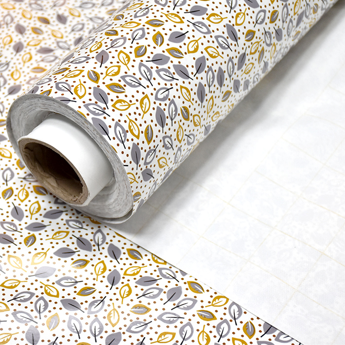 PVC za prte, narava, 21309-2, bela