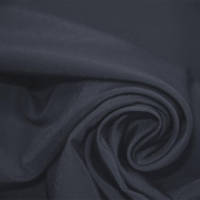Saten, bombaž, 21357, temno modra