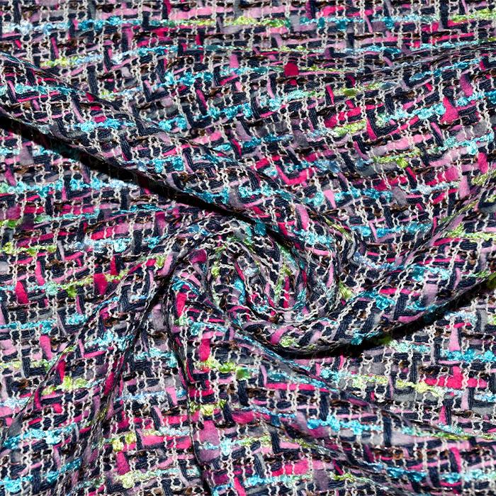 Kostimski, Chanel, 21369-24, modro roza