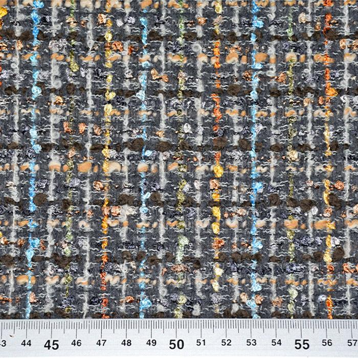Kostimski, Chanel, 21369-15, oranžno siva