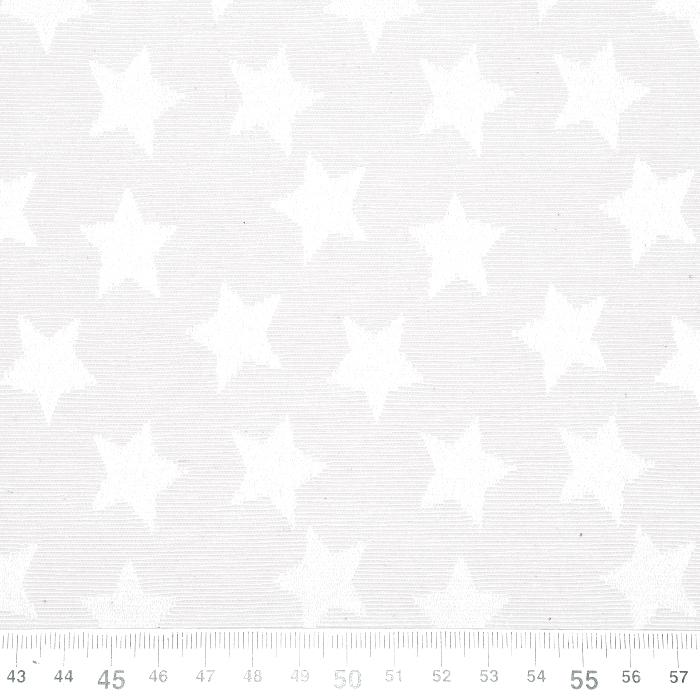 Damast, zvezde, 21472-051, smetana