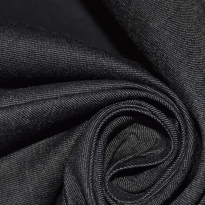 Jeans, srajčni, 21486-6, črna