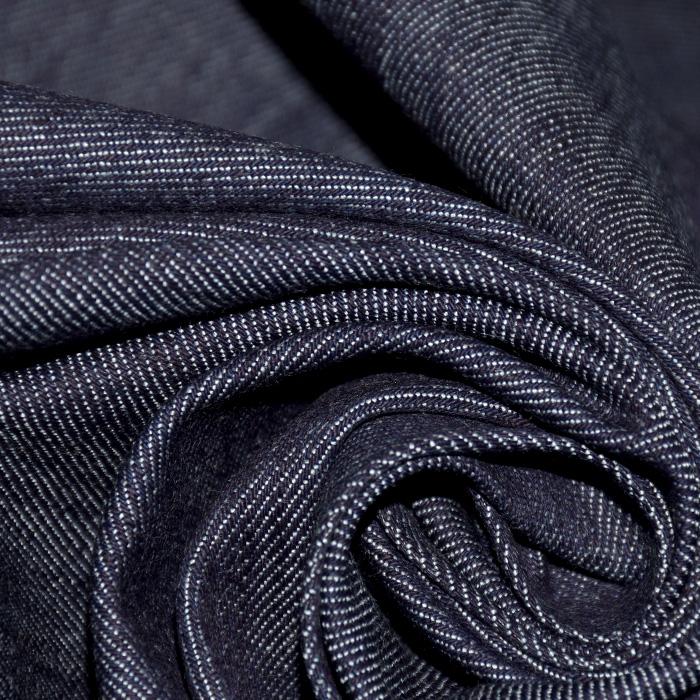 Jeans, prožen, 21488-2, temno modra