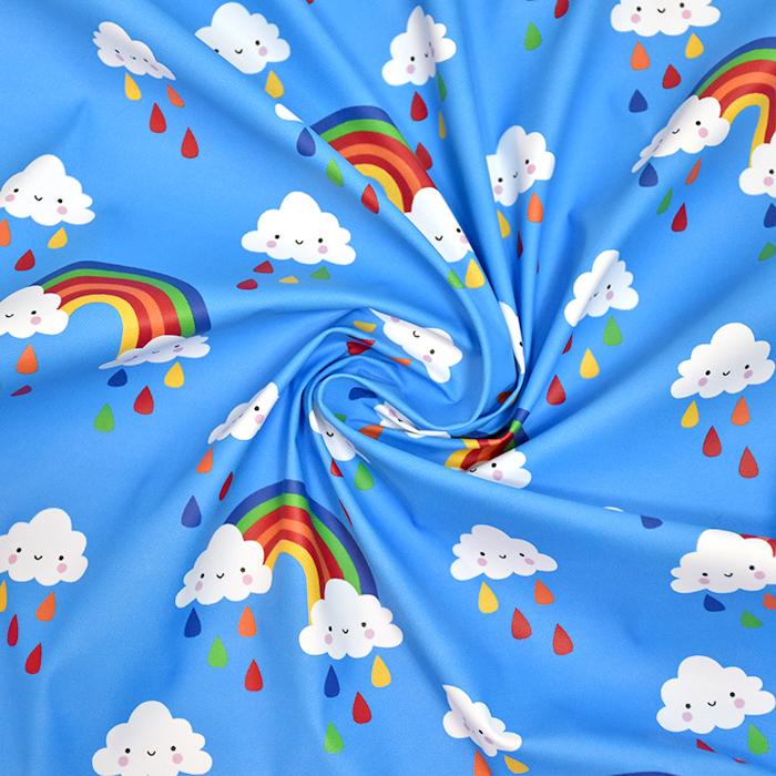 PVC za dežne plašče, otroški, 21507-3001