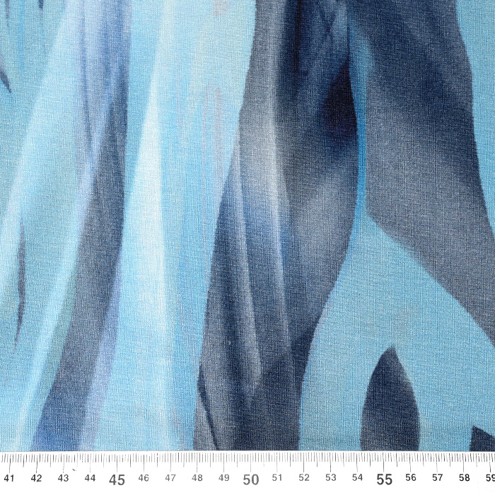 Jersey, viskoza, digital, abstraktni, 21375-50