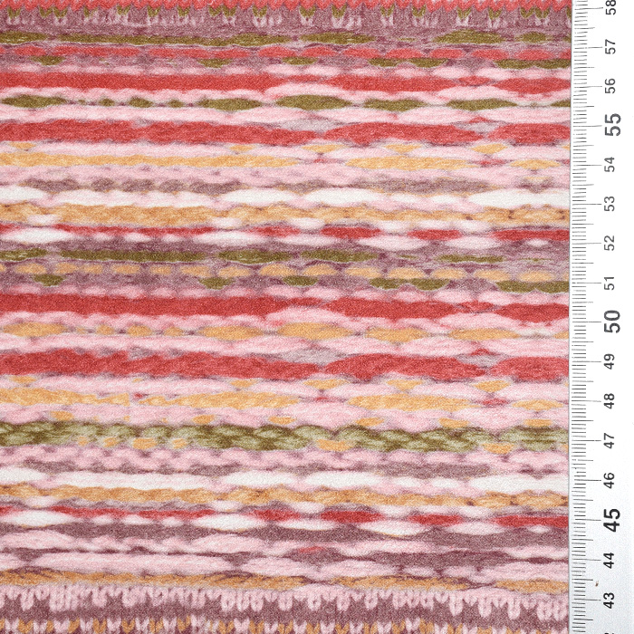 Mikrotkanina, tisk, 21574-001, roza