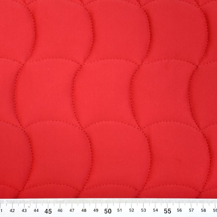 Preštepanka, geometrijski, 21578-305, rdeča