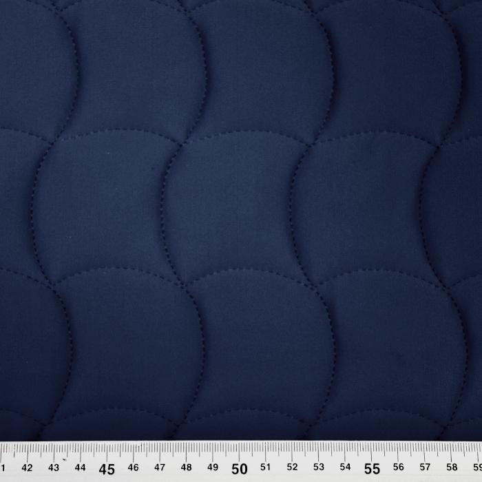 Preštepanka, geometrijski, 21578-705, temno modra