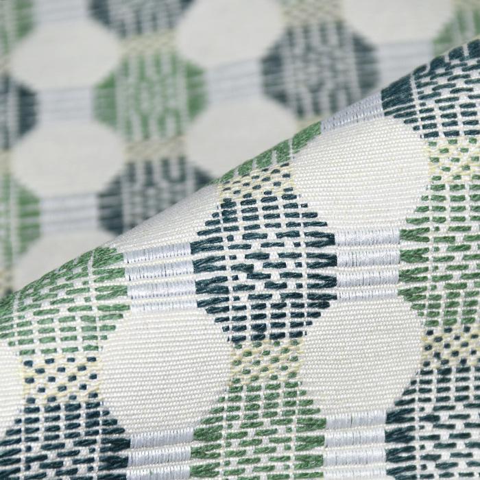 Deko žakard, obojestranski, 21571-802, zelena