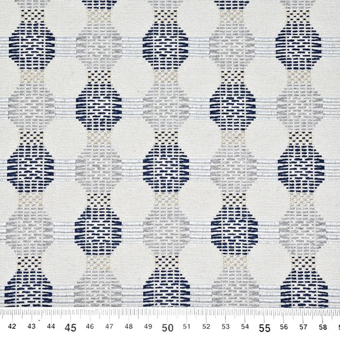 Deko žakard, obojestranski, 21571-702, temno modra